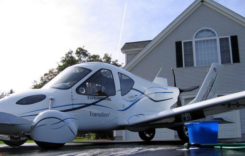 Telstar Logistics: Flying Car Completes Successful Test Flight