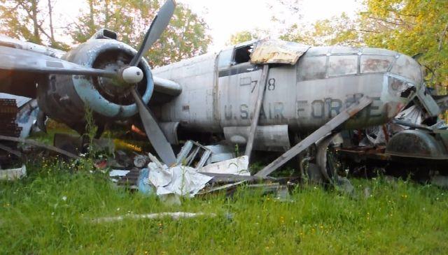 Ohio.aircraft.B25