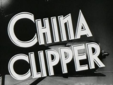 ChinaClippertitles