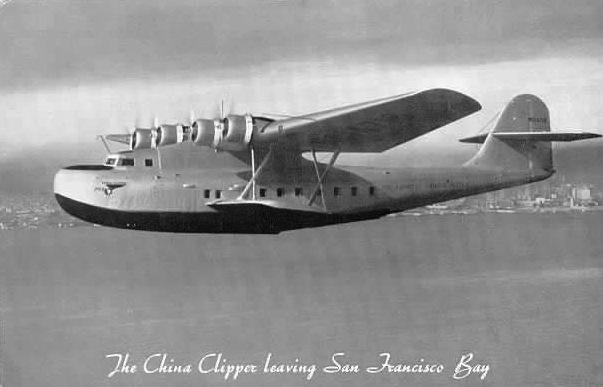China Clipper.SF