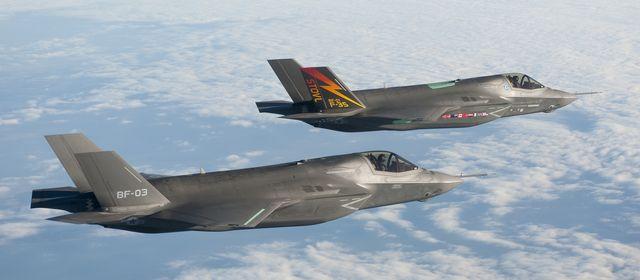 F-35formation