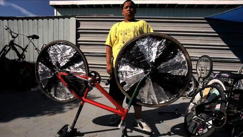Scaperbike