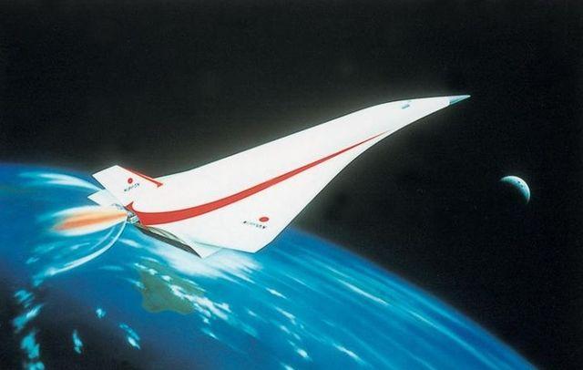 Japanspaceplane