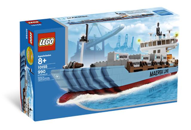 Legomaerskset