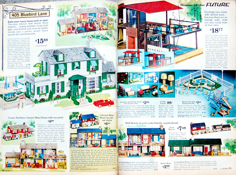 Merry Shopping: Inside the 1962 Sears Christmas Catalog - Telstar ...