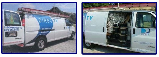 Or consider this fake DirecTV service van, which was unmasked in ...