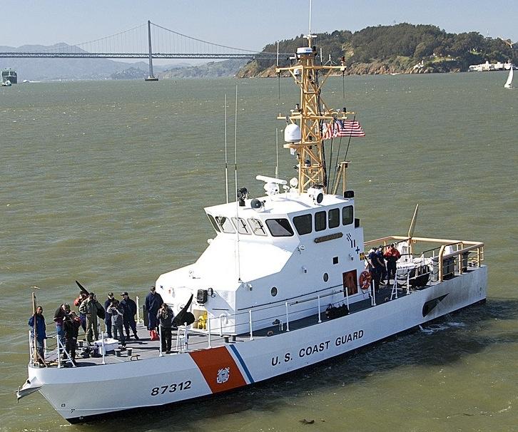 Us Coast Guard Cutters Ships