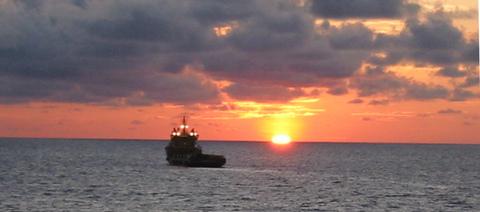 Sunsetship