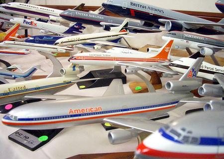 Modelairliners